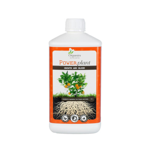 Organics Nutrients Power plant 1 Liter