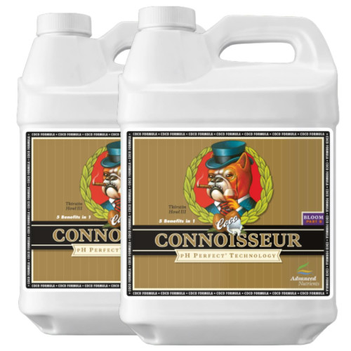 Advanced Nutrients pH Perfect Connoisseur Coco Bloom Part A+B 10 Liter