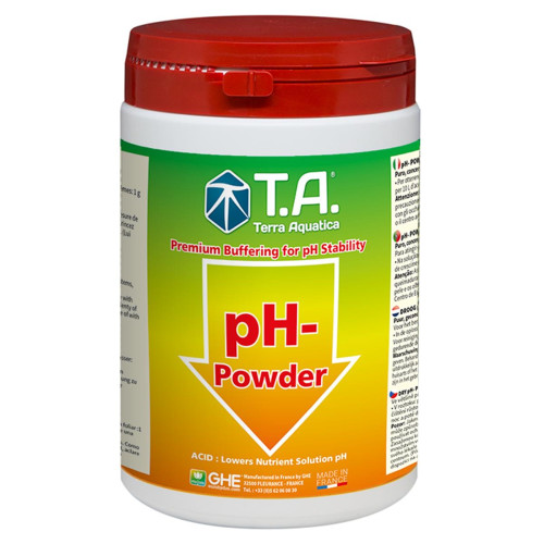 GHE pH Down, Pulver, 1 kg