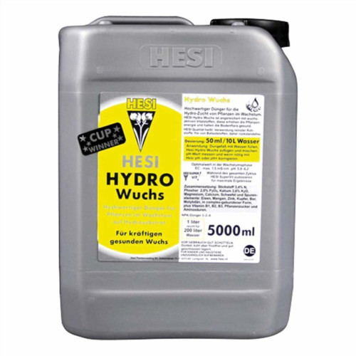 HESI Hydro growth 5 liters
