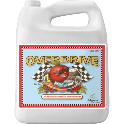 Advanced Nutrients Overdrive 4 Liter