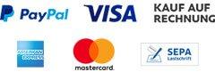 PayPal PLUS - Plantplanet Zahlungsarten - Kauf auf Rechnung, Kreditkarte, Lastschrift, PayPal