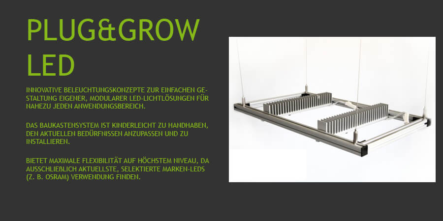 LED Plug&Grow